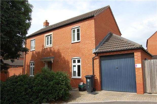 3 Bedrooms Detached House for sale in Jarratts Road, Bristol, BS10 6WF