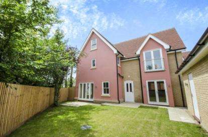 4 Bedrooms Detached House for sale in Peldon, Essex