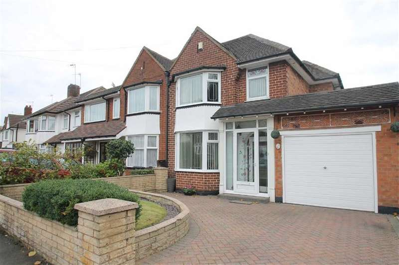 3 Bedrooms Property for sale in Arnold Road, Shirley, Solihull