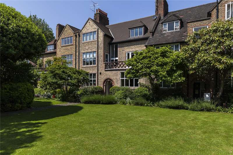 5 Bedrooms Terraced House for sale in Chelsea Park Gardens, London, SW3