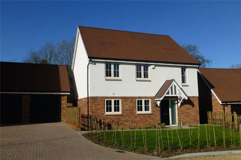 4 Bedrooms Detached House for sale in Westcott Street, Westcott, Dorking, Surrey, RH4