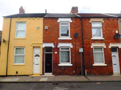 2 Bedrooms Terraced House for sale in Errol Street, Middlesbrough