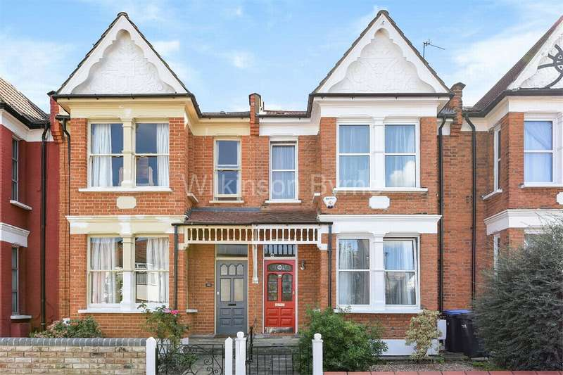 3 Bedrooms Terraced House for sale in Warwick Road, London