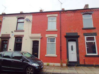 2 Bedrooms Terraced House for sale in Copperfield Street, Audley Range, Blackburn, Lancashire, BB1