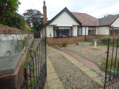 2 Bedrooms Bungalow for sale in Court Road, Southport, PR9