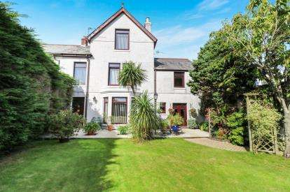 5 Bedrooms Semi Detached House for sale in St. Austell, Cornwall, .