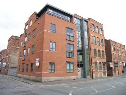 2 Bedrooms Flat for sale in Newton Street, Northern Quarter, Manchester, Greater Manchester