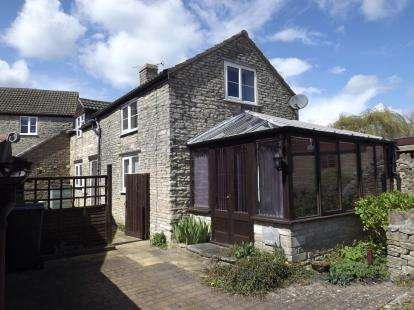 2 Bedrooms Semi Detached House for sale in The Plain, Hawkesbury Upton, Badminton, Gloucestershire