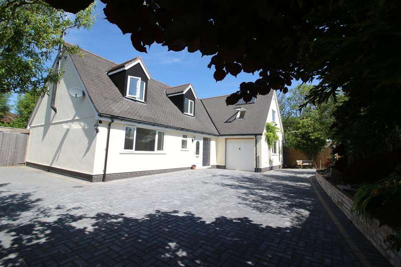 4 Bedrooms Detached House for sale in Oaklea Road, Irby, Wirral, CH61 3US