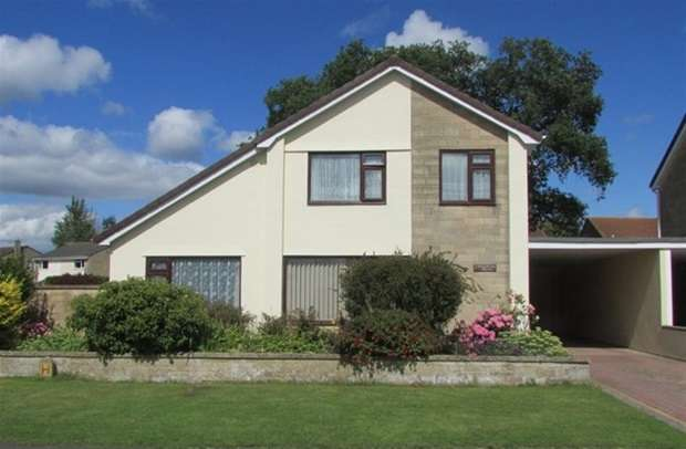 3 Bedrooms Link Detached House for sale in Westwood Drive, Frome