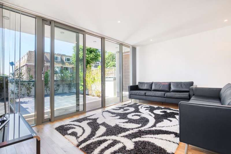 2 Bedrooms Flat for sale in Palmeria Avenue, Hove, East Sussex, BN3