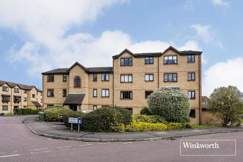 2 Bedrooms Flat for sale in Blackdown Close, East Finchley, London, N2