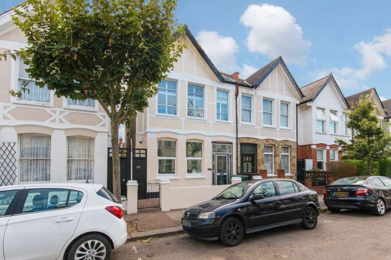 2 Bedrooms Maisonette Flat for sale in Pendle Road, London, SW16