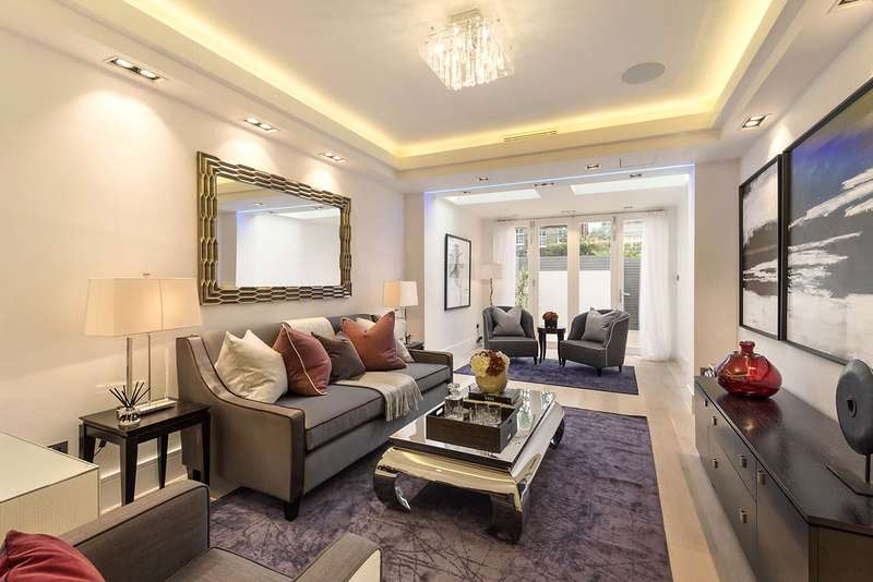 5 Bedrooms Terraced House for sale in Clareville Grove, South Kensington, London, SW7