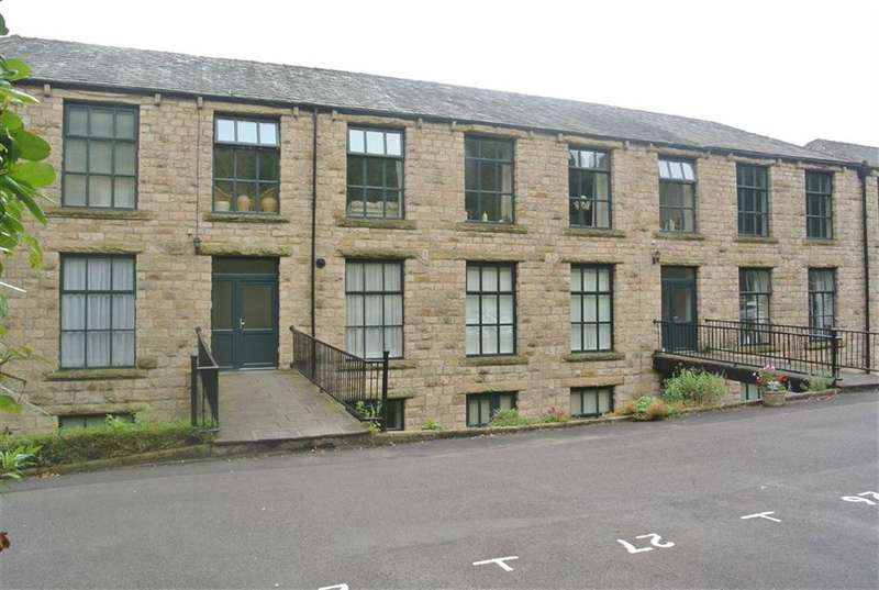 1 Bedroom Property for sale in The Wharf, Wool Road, SADDLEWORTH, OL3