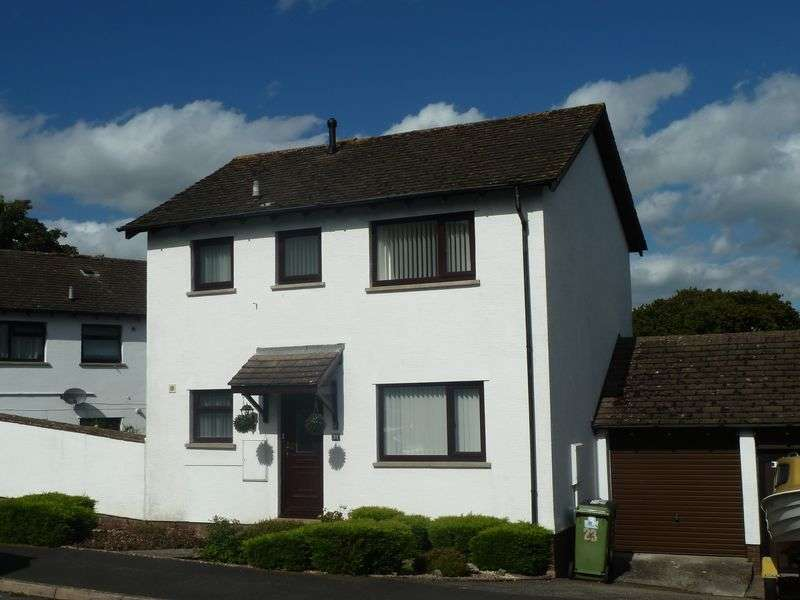 3 Bedrooms Detached House for sale in North Lodge Close, Dawlish