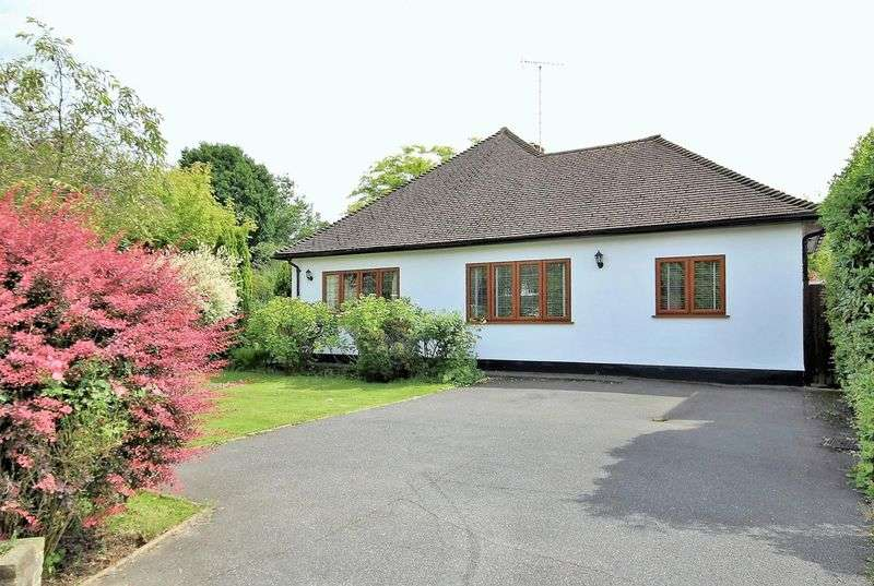 2 Bedrooms Detached Bungalow for sale in Hutton, Brentwood