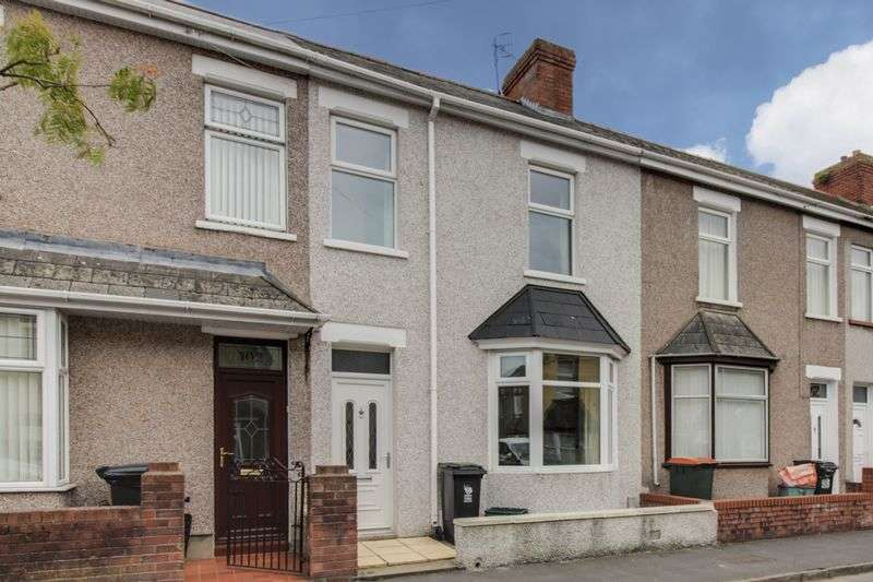 2 Bedrooms Terraced House for sale in Stockton Road, Newport