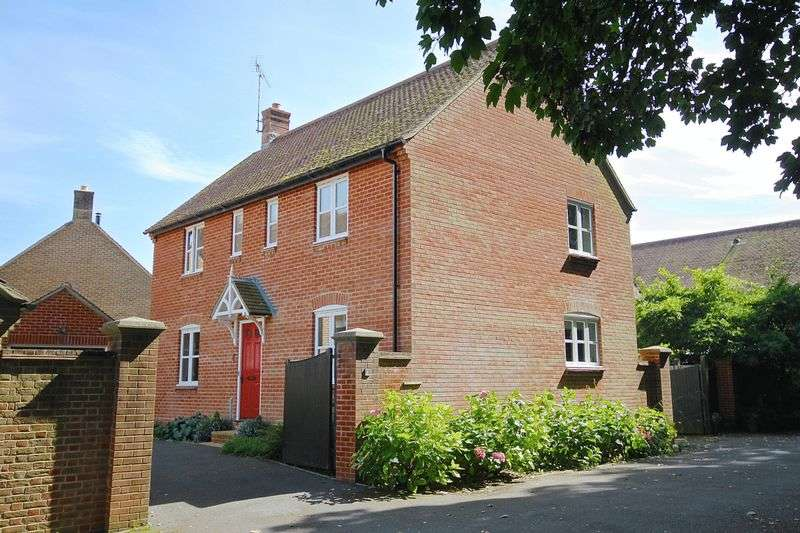 4 Bedrooms Detached House for sale in Charlton Down, Dorchester, DT2