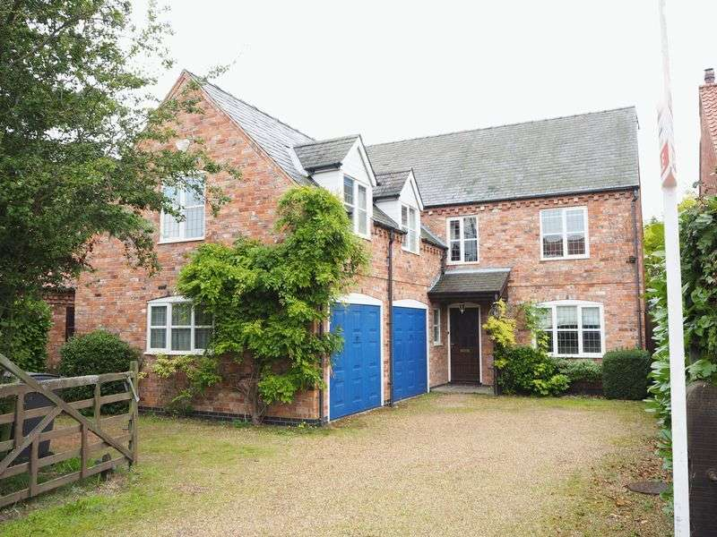 5 Bedrooms Detached House for sale in Lincoln Road, Bassingham