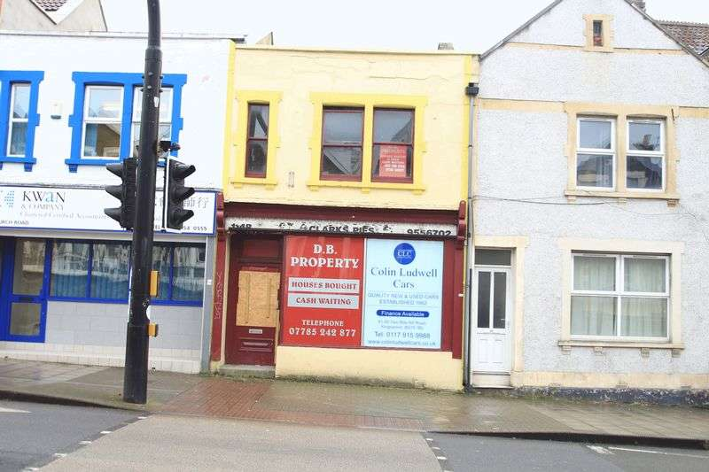 Property for sale in Church Road, Bristol