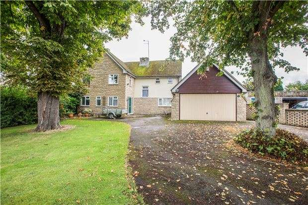 4 Bedrooms Detached House for sale in Bull Street, ASTON