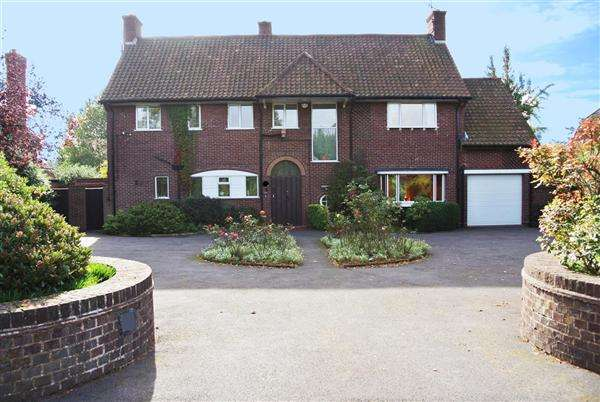 4 Bedrooms Detached House for sale in Broadway, Walsall