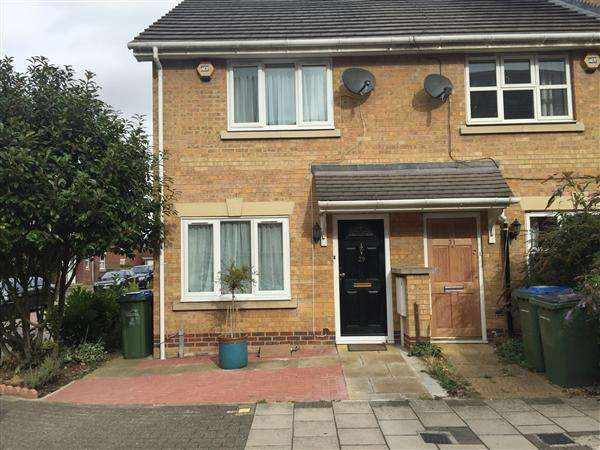 2 Bedrooms End Of Terrace House for sale in Battery Road, LONDON