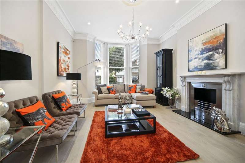2 Bedrooms Flat for sale in Eaton Rise - Plot 1, The Cotes, Ealing, London, W5