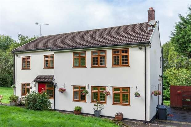4 Bedrooms Detached House for sale in Allt-Yr-Yn, Newport