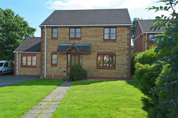 5 Bedrooms Detached House for sale in Fair Oakes, Haverfordwest, Pembrokeshire