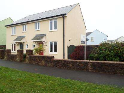 3 Bedrooms Semi Detached House for sale in Staddiscombe, Plymouth, Devon