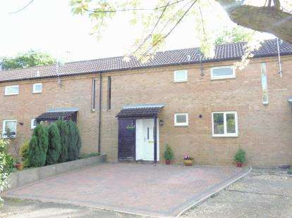 3 Bedrooms Terraced House for sale in Angel Close, Pennyland, Milton Keynes, Buckinghamshire