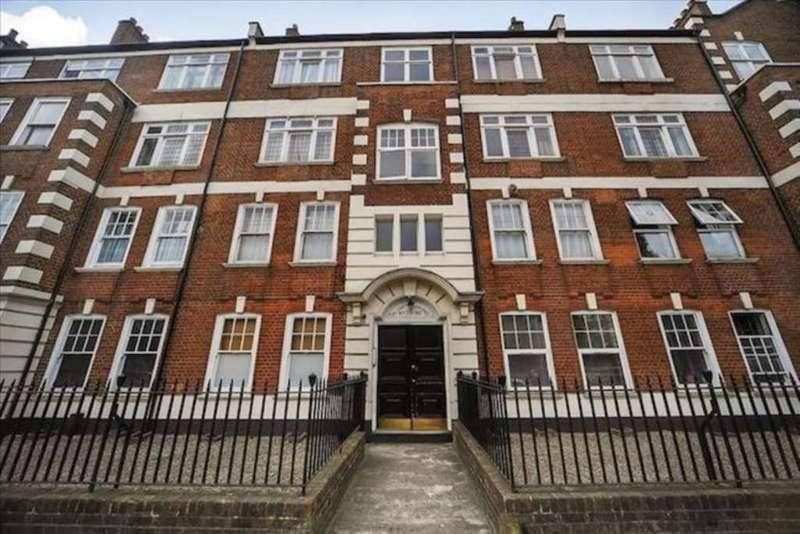 3 Bedrooms Flat for sale in Talgarth Road, West Kensington, W14