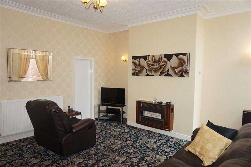 2 Bedrooms Property for sale in Brighton Terrace, Darwen, Lancashire