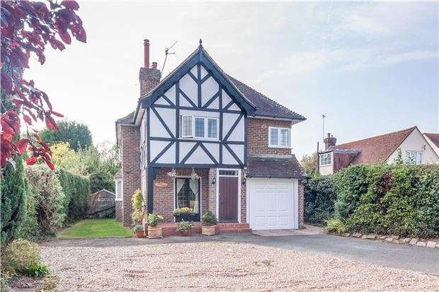 4 Bedrooms Detached House for sale in Peartree Lane, BEXHILL-ON-SEA, East Sussex, TN39 4NS