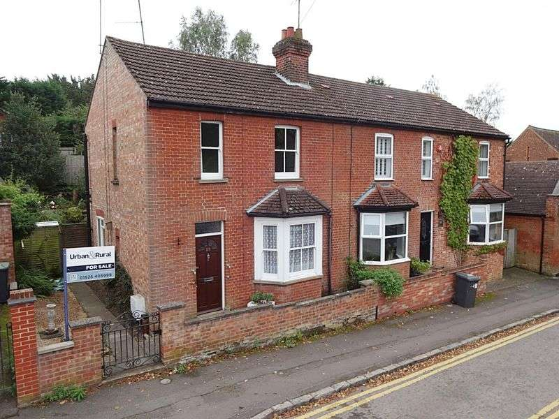2 Bedrooms Semi Detached House for sale in Woburn Street, Ampthill