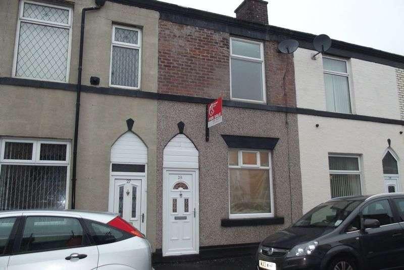2 Bedrooms Terraced House for sale in Peers Street, Bury