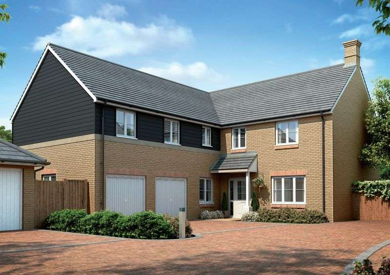 5 Bedrooms Detached House for sale in Plot 3 The Paddock, Uffington Road, Stamford