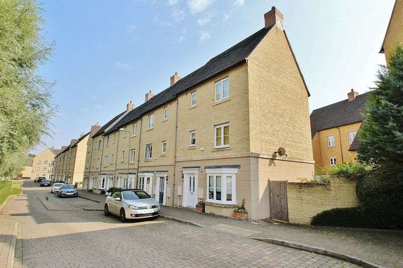4 Bedrooms House for sale in NEW BRIDGE STREET, Witney OX28 1YA