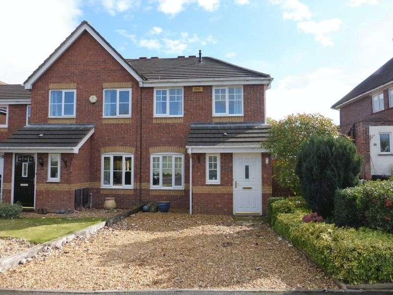 3 Bedrooms Semi Detached House for sale in Sutton Avenue, Tarleton, Preston