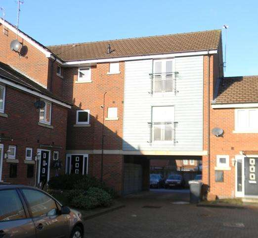 2 Bedrooms Apartment Flat for sale in Sandwell Park, Kingswood, Hull, HU7 3GY