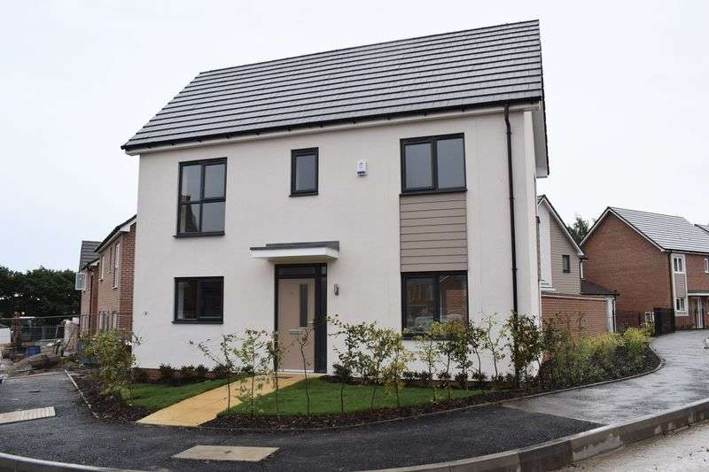 3 Bedrooms Detached House for sale in Bath Road, Castle Gresely, Swadlincote