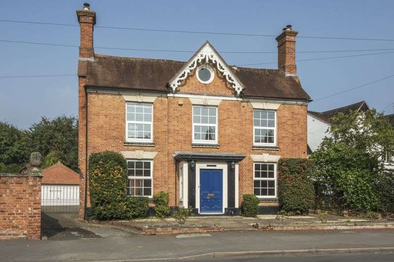 5 Bedrooms Detached House for sale in Alcester, Warwickshire