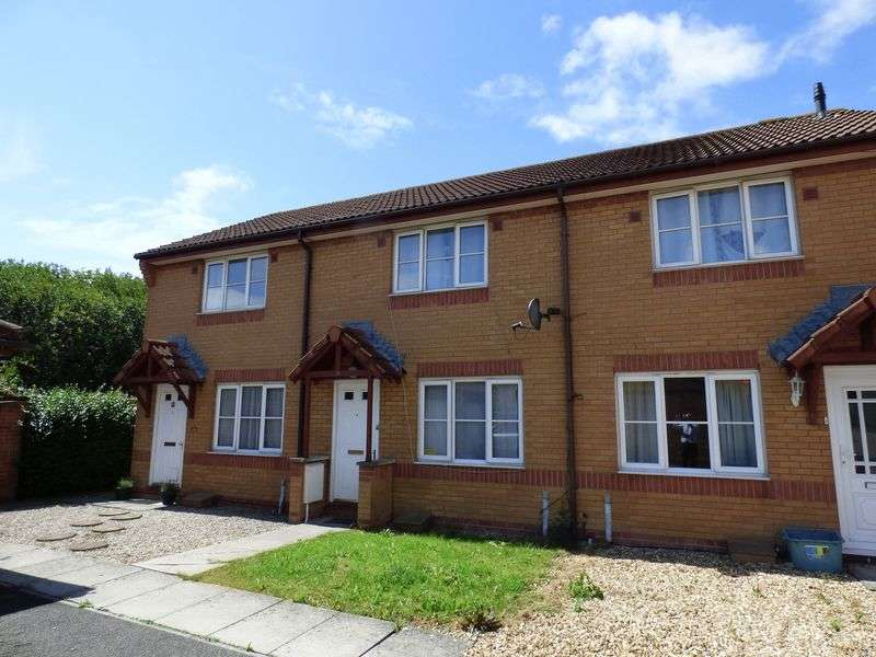 2 Bedrooms Terraced House for sale in Locking Castle, Weston-super-Mare