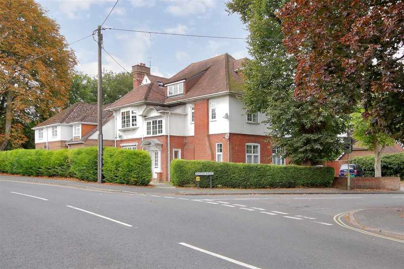 1 Bedroom Apartment Flat for sale in Digby Croft, 50 Winchester Road, Andover