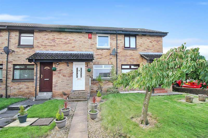 2 Bedrooms Terraced House for sale in Glenbo Drive, Head of Muir, Denny