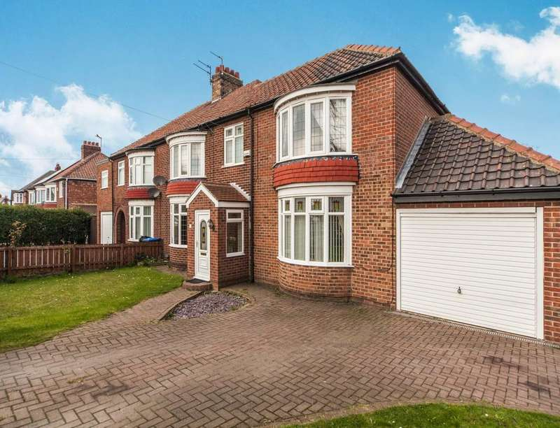 5 Bedrooms Semi Detached House for sale in Mandale Road, Middlesbrough, TS5