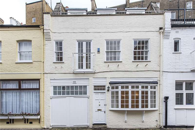 3 Bedrooms House for sale in Manson Mews, London, SW7