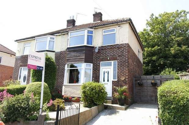 3 Bedrooms Semi Detached House for sale in Jepson Road, Sheffield, South Yorkshire